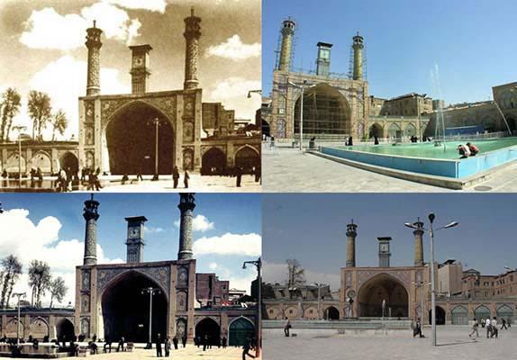مسجد امام خميني تهران