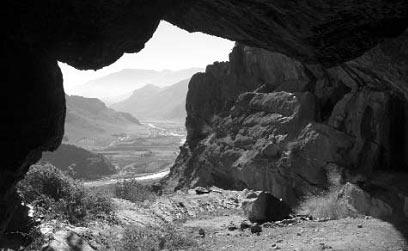 غار چشمه سهراب