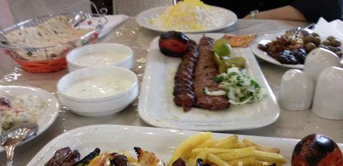رستوران ارگ کرمانشاه