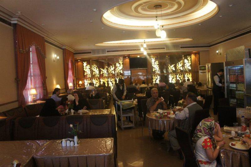 رستوران البرز قم