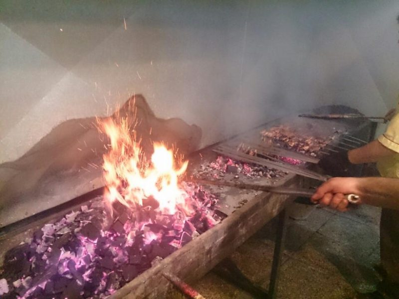 رستوران حیدری کرمانشاه