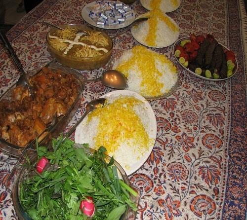 صمد آقا 4 رستوران سنتی صمد آقا خرم آباد