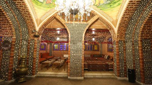 مجتمع گردشگری و توریستی پالیز کرمان
