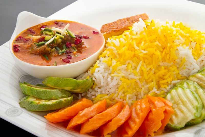 رستوران چهارفصل کرمانشاه