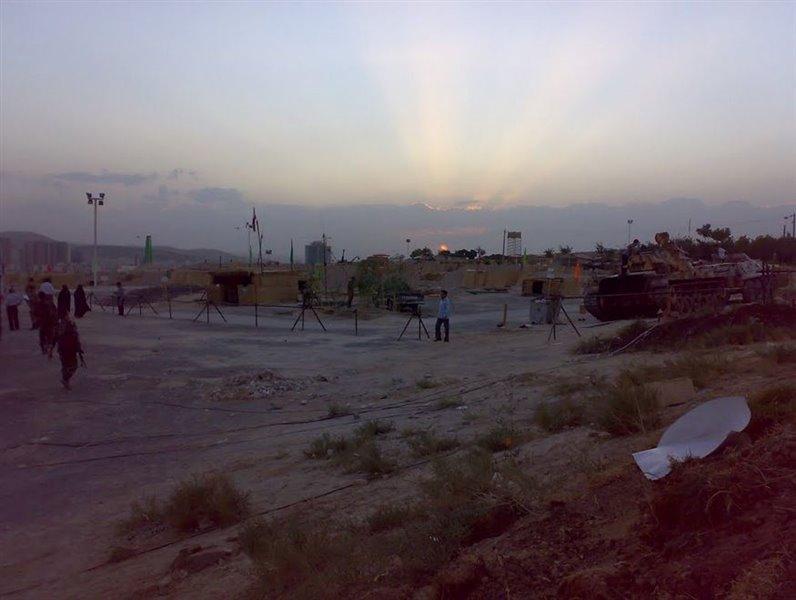 پارک شمیم پایداری تبریز