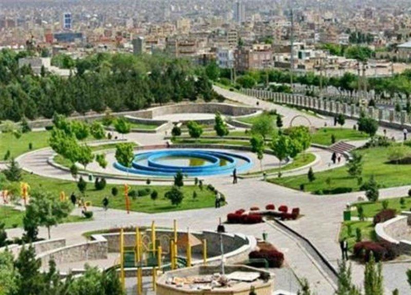 پارک مشروطه تبریز
