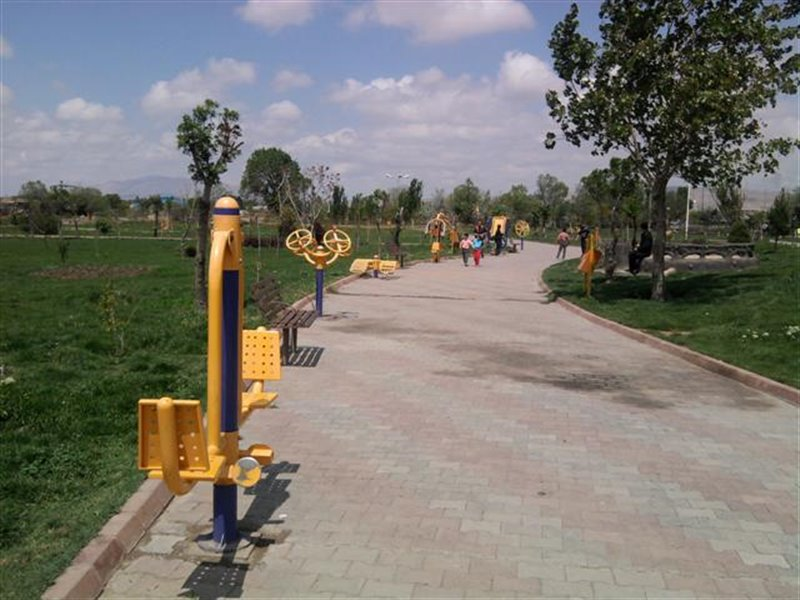 پارک بزرگ تبریز