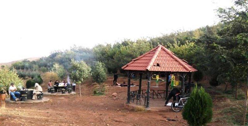 1058 پارک جنگلی عینالی تبریز