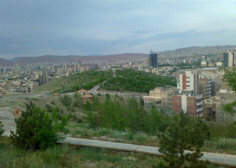 پارک جنگلی صائب تبریزی