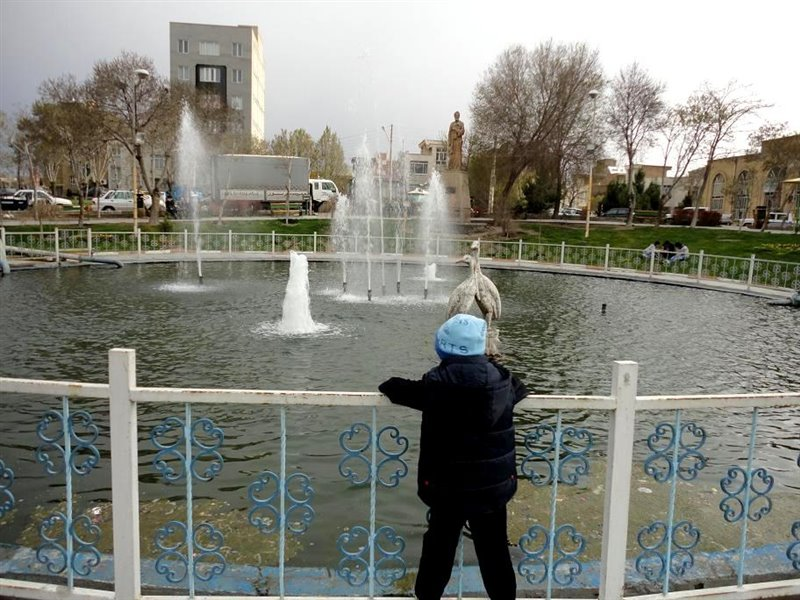 1100 پارک حکیم نظامی تبریز