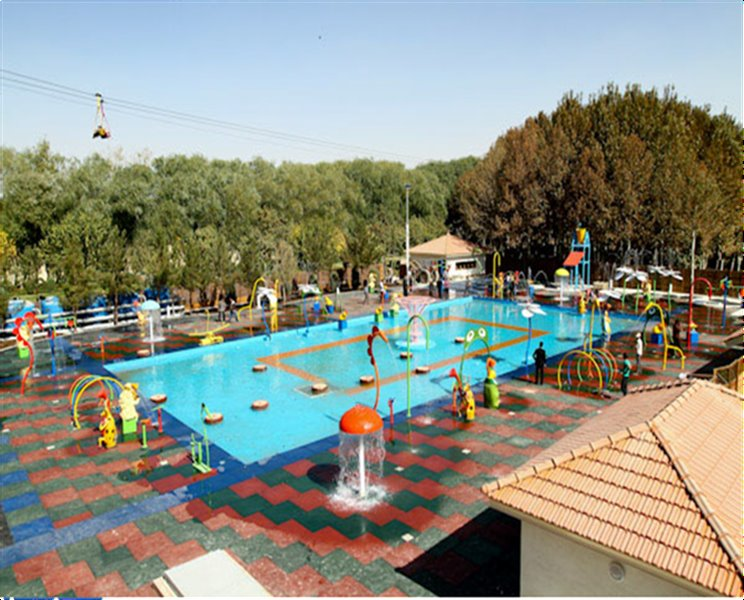 پارک آبی کودکان اصفهان جاهای دیدنی اصفهان (100 جاذبه گردشگری اصفهان)