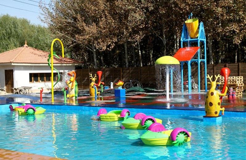 پارک آبی کودکان اصفهان