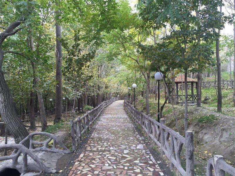 1258 پارک جنگلی مرخونی