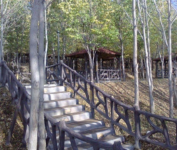 1260 پارک جنگلی مرخونی