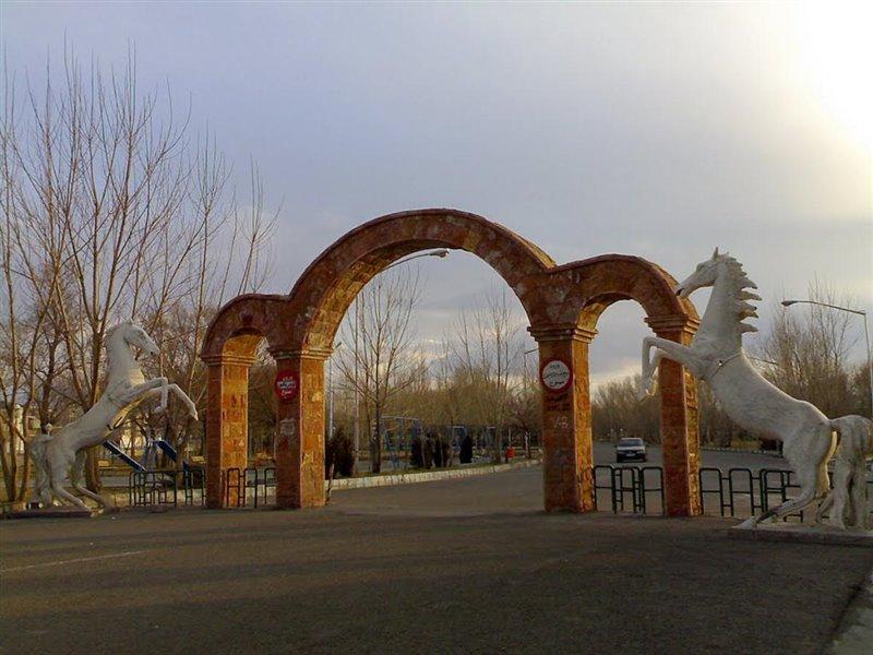 پارک صبا بستان آباد