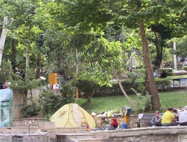 1382 پارک جنگلی سرچشمه خوانسار