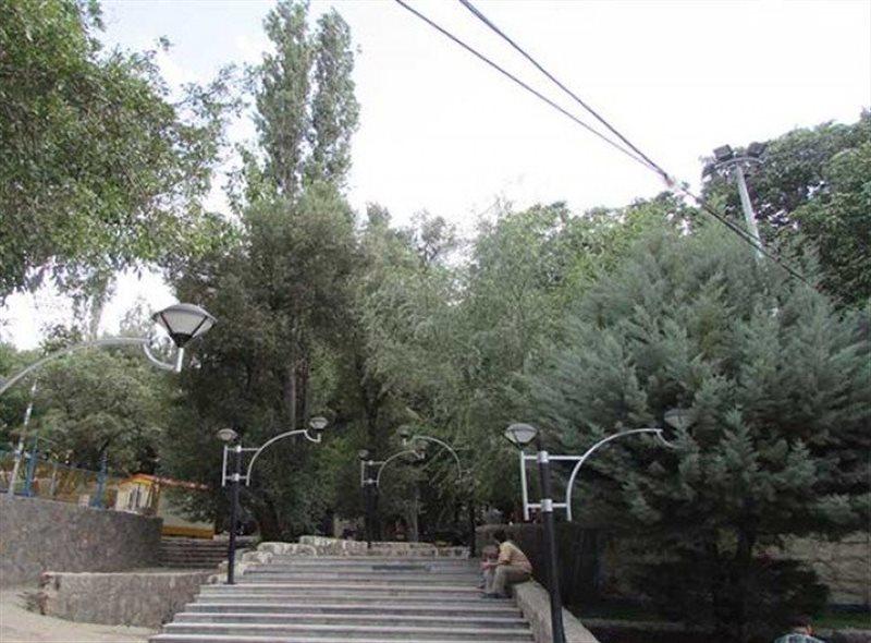 1383 پارک جنگلی سرچشمه خوانسار