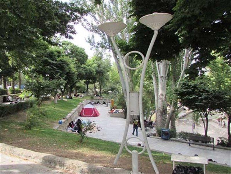 1387 پارک جنگلی سرچشمه خوانسار