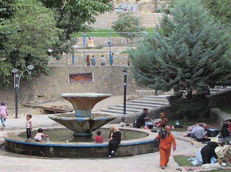 1388 پارک جنگلی سرچشمه خوانسار