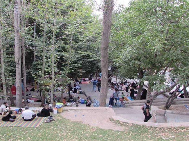 1390 پارک جنگلی سرچشمه خوانسار