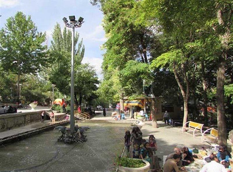 Image result for پارک خوانسار