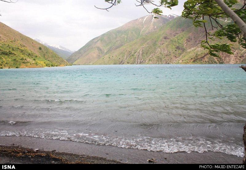 دریاچه کوهستانی مرگ بزرگترین دریاچه کوهستانی ایران
