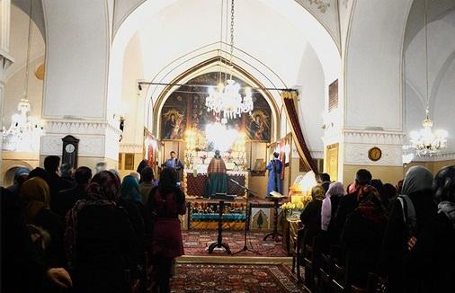 10 کلیسای یوحنا اصفهان