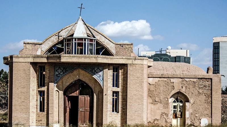 11 کلیسای کرمان