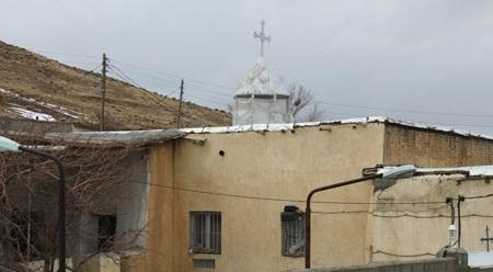 113 کلیسای چناقچی علیا