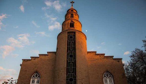 120 کلیسای انجیلی تبریز