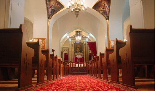121 کلیسای انجیلی تبریز
