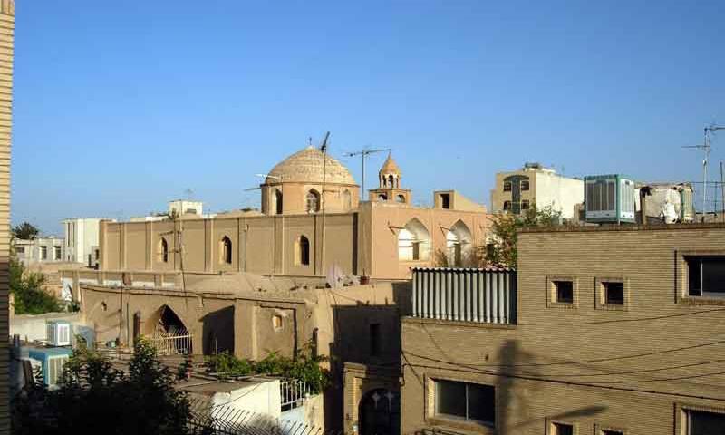 122 کلیسای استپانوس مقدس اصفهان