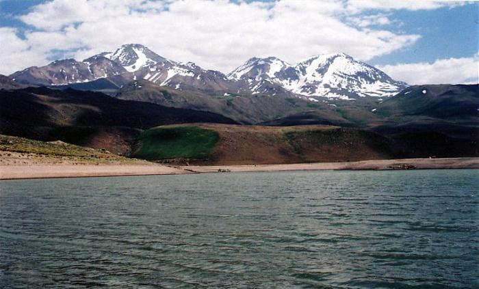 دریاچه کوهستانی سبلان ( ساوالان )