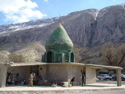 1518 امامزاده پیرمحمد آبهر پایین