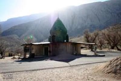 1519 امامزاده پیرمحمد آبهر پایین