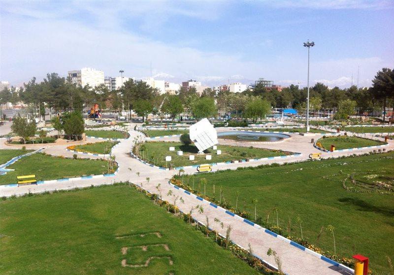 1592 پارک مادر کرمان