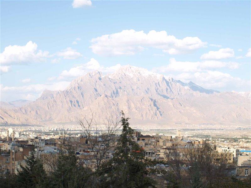 پارک شیرین ( تپه شاهد )