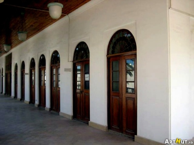 عمارت کازرونی بوشهر