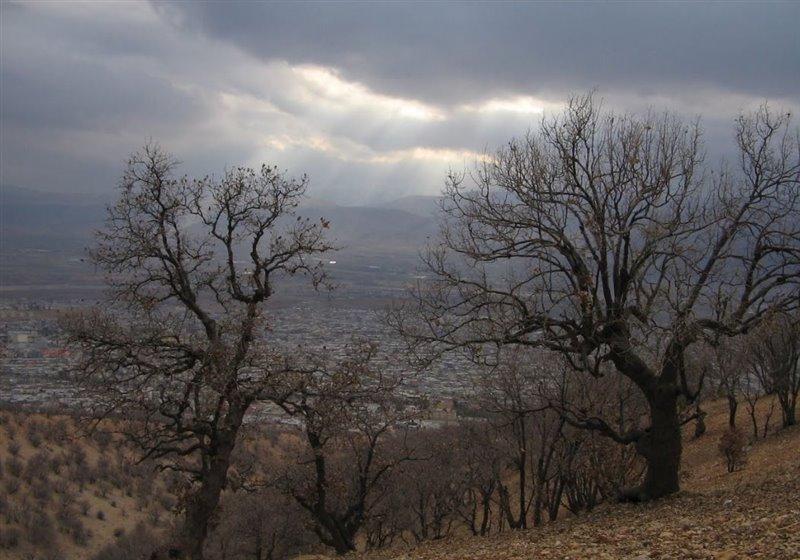 1696 پارک کوهستان یاسوج