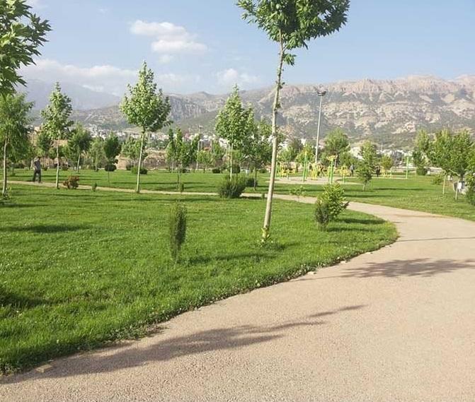 1703 پارک مهرورزی یاسوج