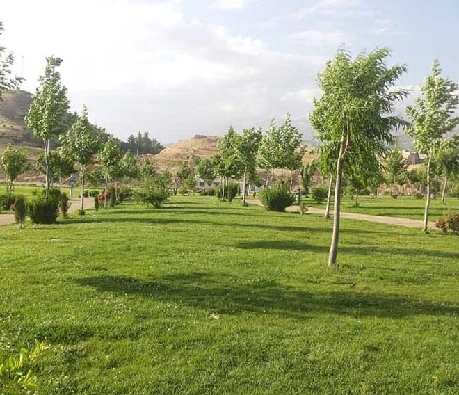 1706 پارک مهرورزی یاسوج