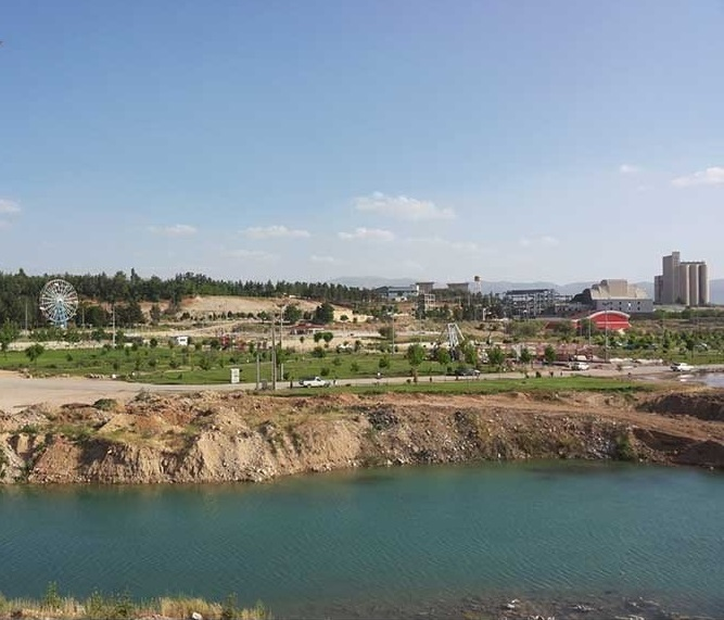1708 پارک مهرورزی یاسوج