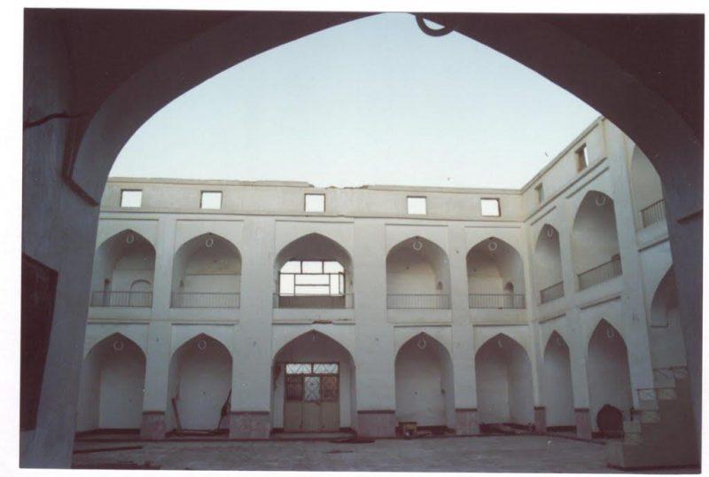 200 مسجدجامع مهرپادین