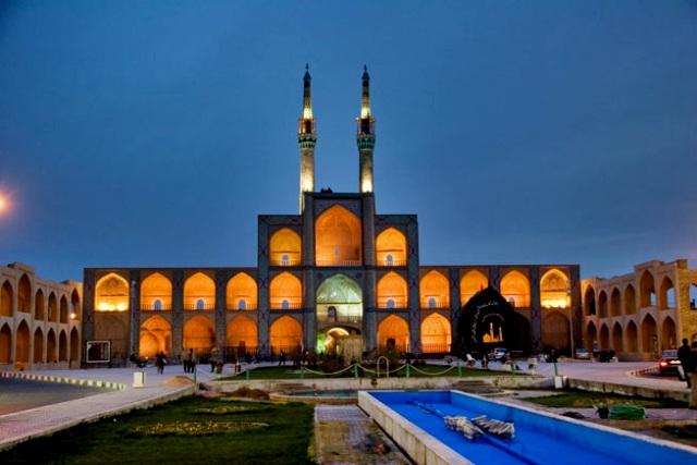 مسجد جامع نو ( اميرچخماق )