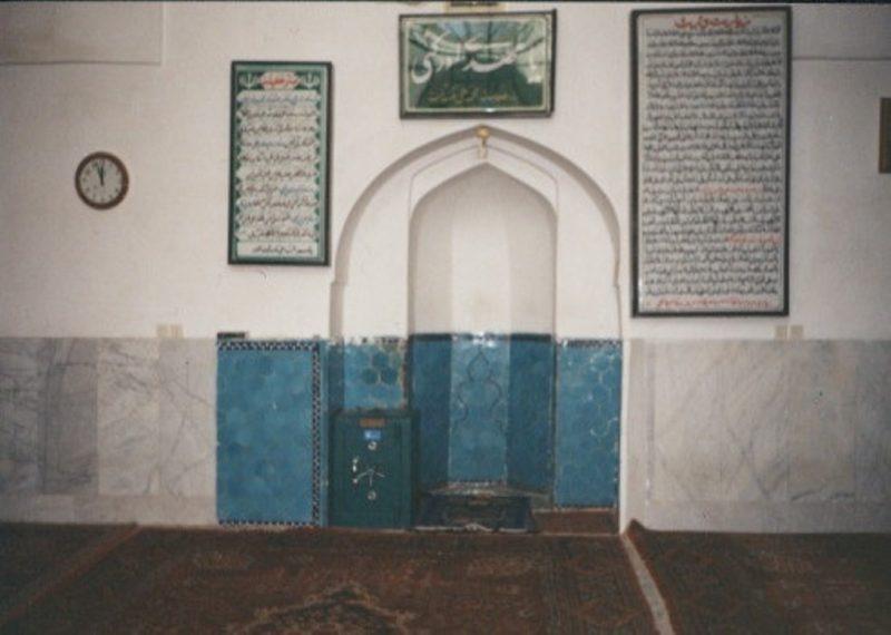 236 مسجد یعقوبی یزد