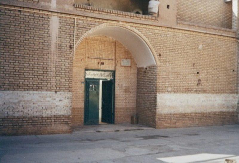 مسجد یعقوبی یزد