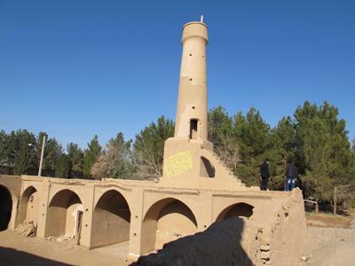244 مسجد جامع عزآباد