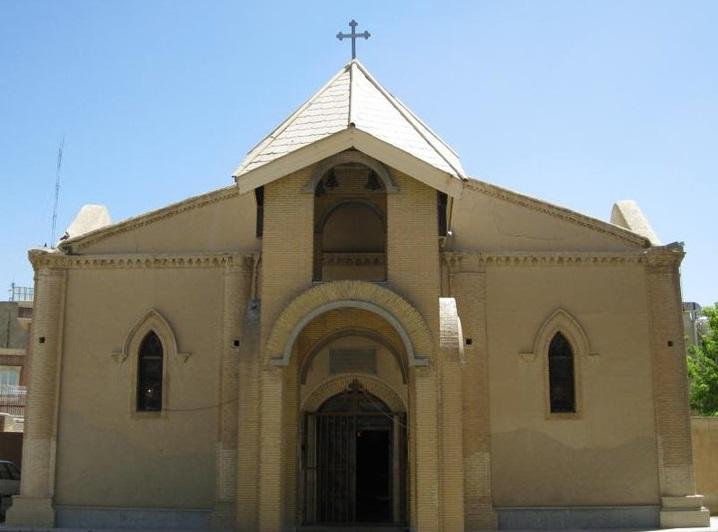 26 کلیسای مسروپ مقدس اراک