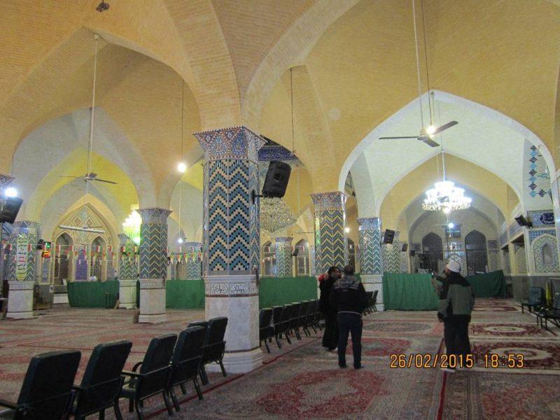 260 مسجد جامع بهاباد