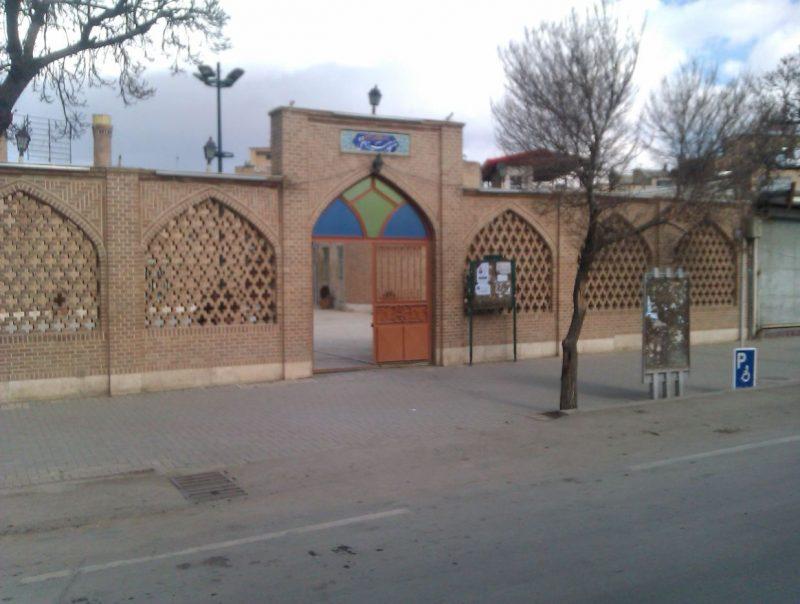 296 مسجد میرزا تقی همدان